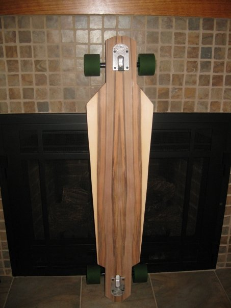 GET LongBoards: Homemade Longboards