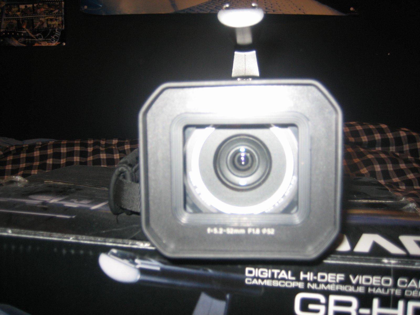 Camera fs