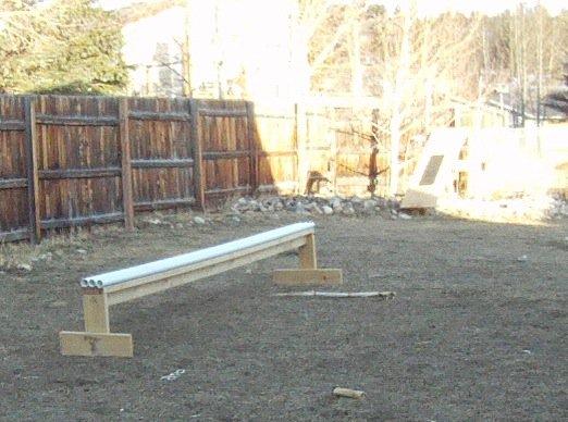 PVC triple 12 feet long