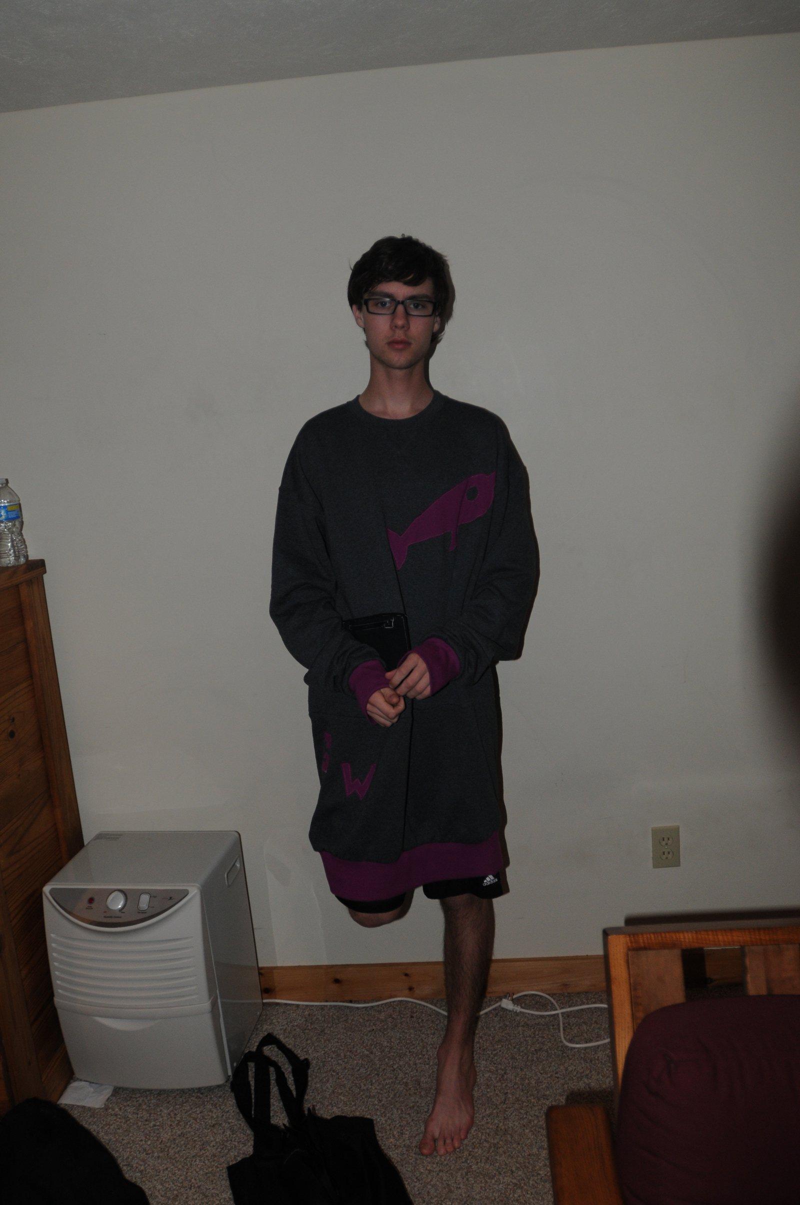 GW sweatshirt FS