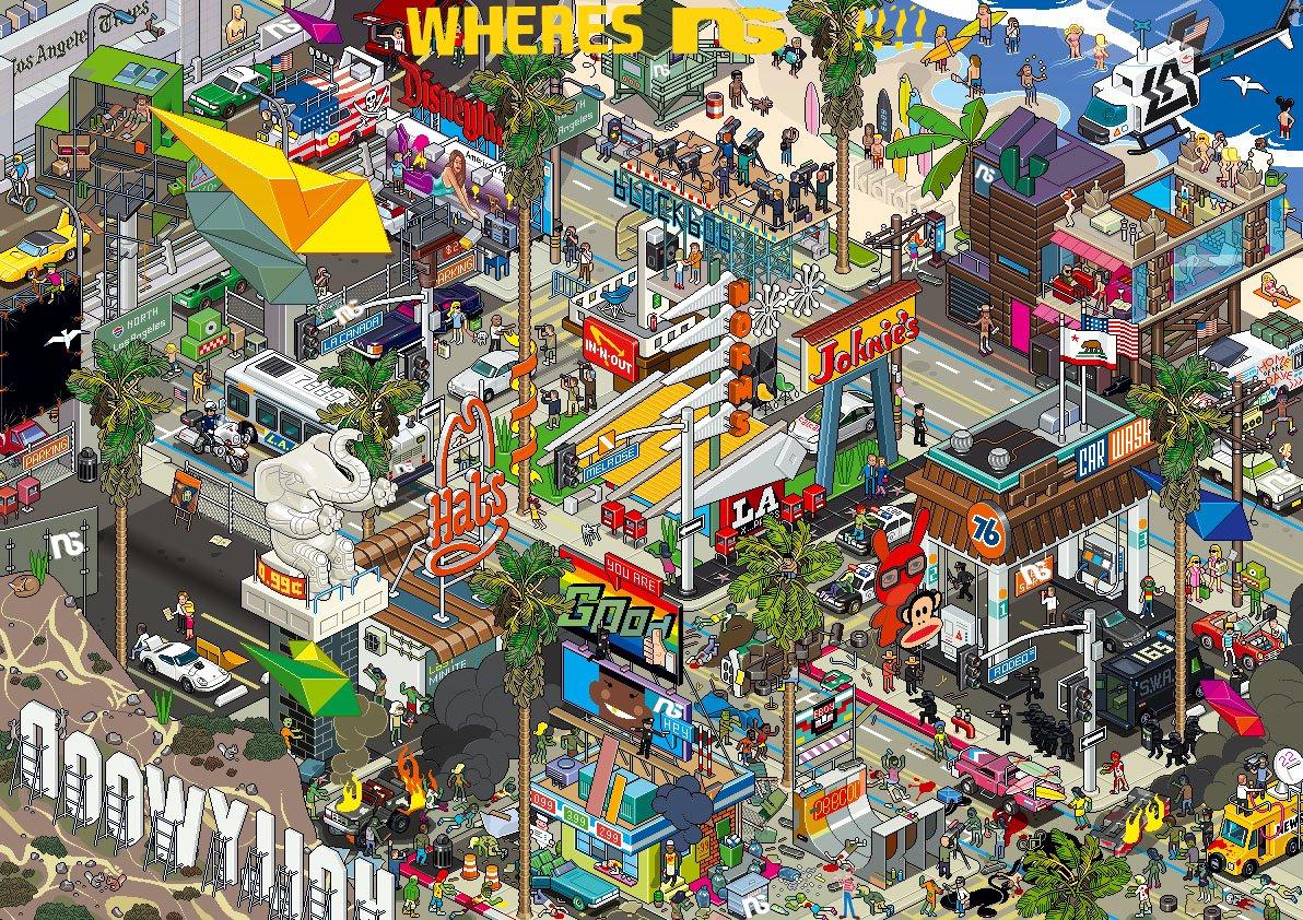 Where ns