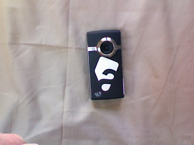 Flip cam