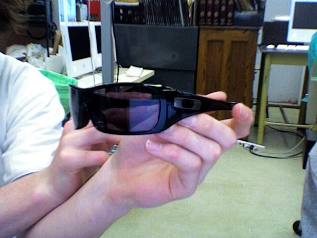 Oakley high definition optics