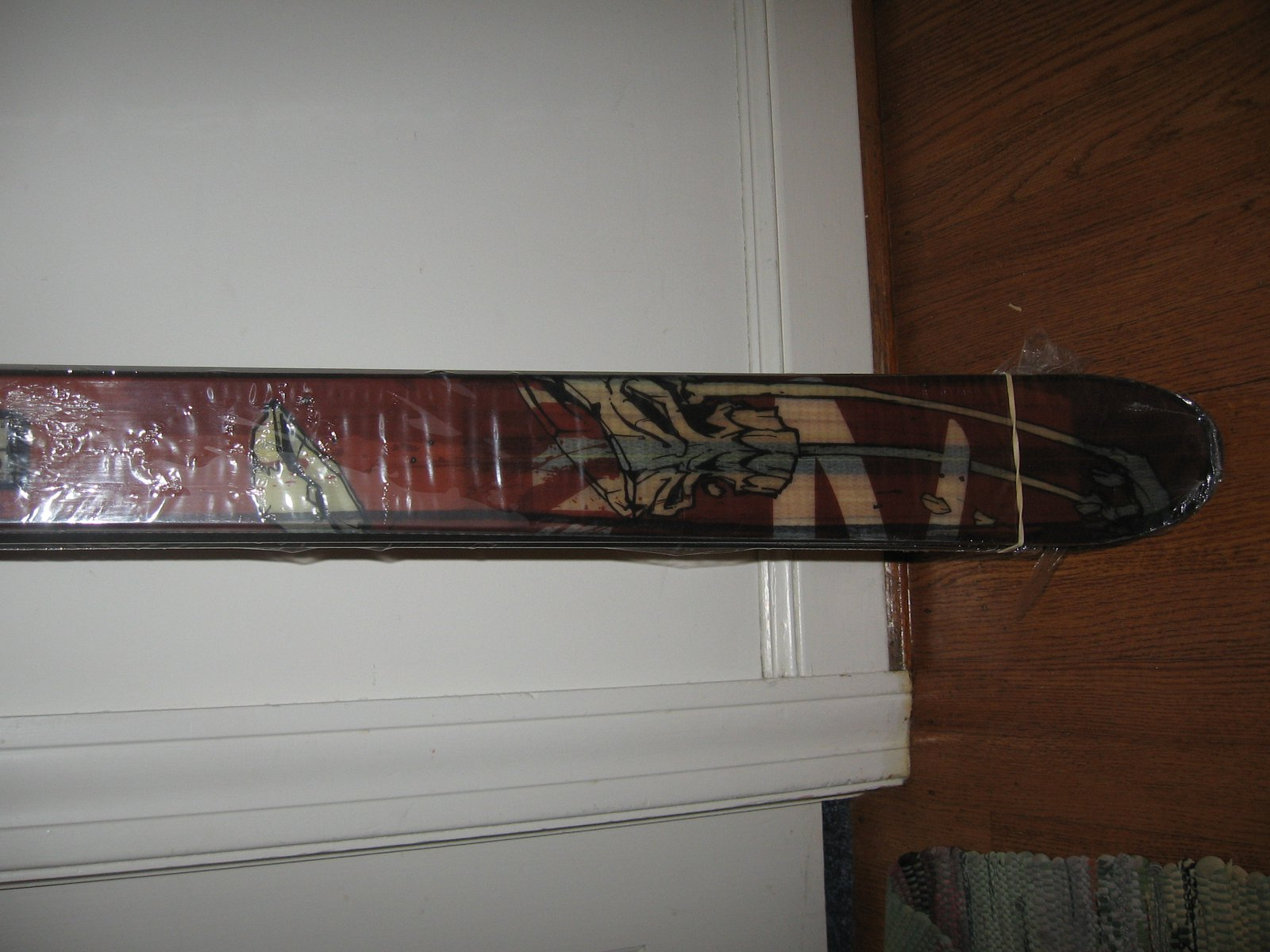 Rossignol S4 Tail