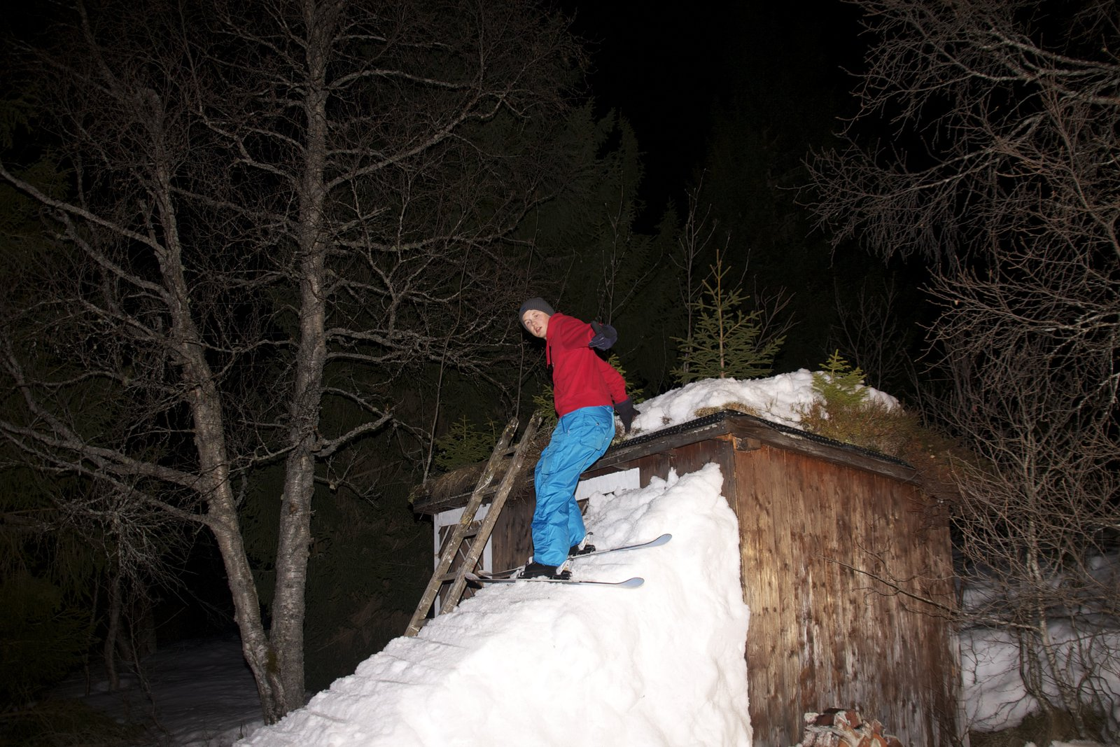 Building the slope