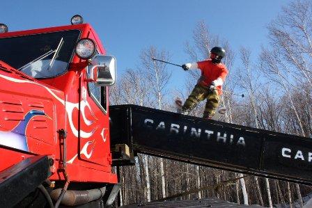 Meatheads shoot at Carinthia