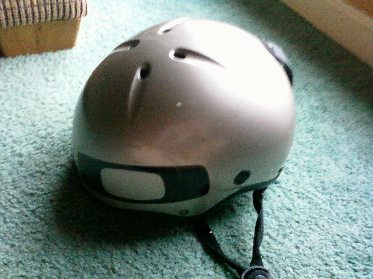 K2 helment