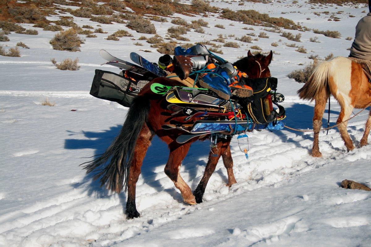 Argentine ski lift