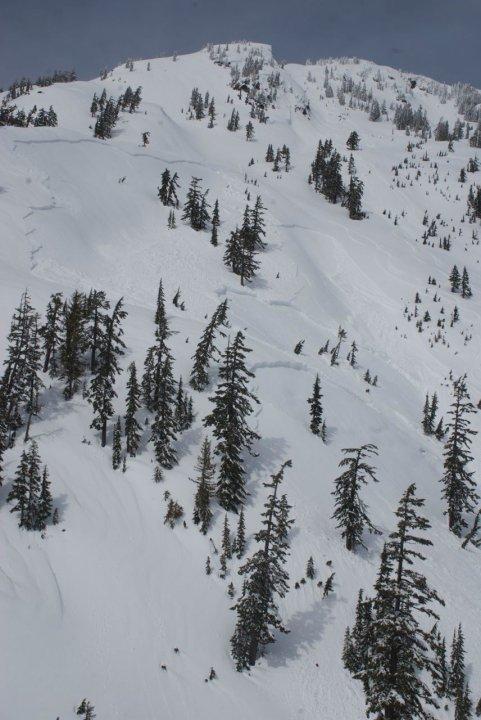 Mt. Herman fractures