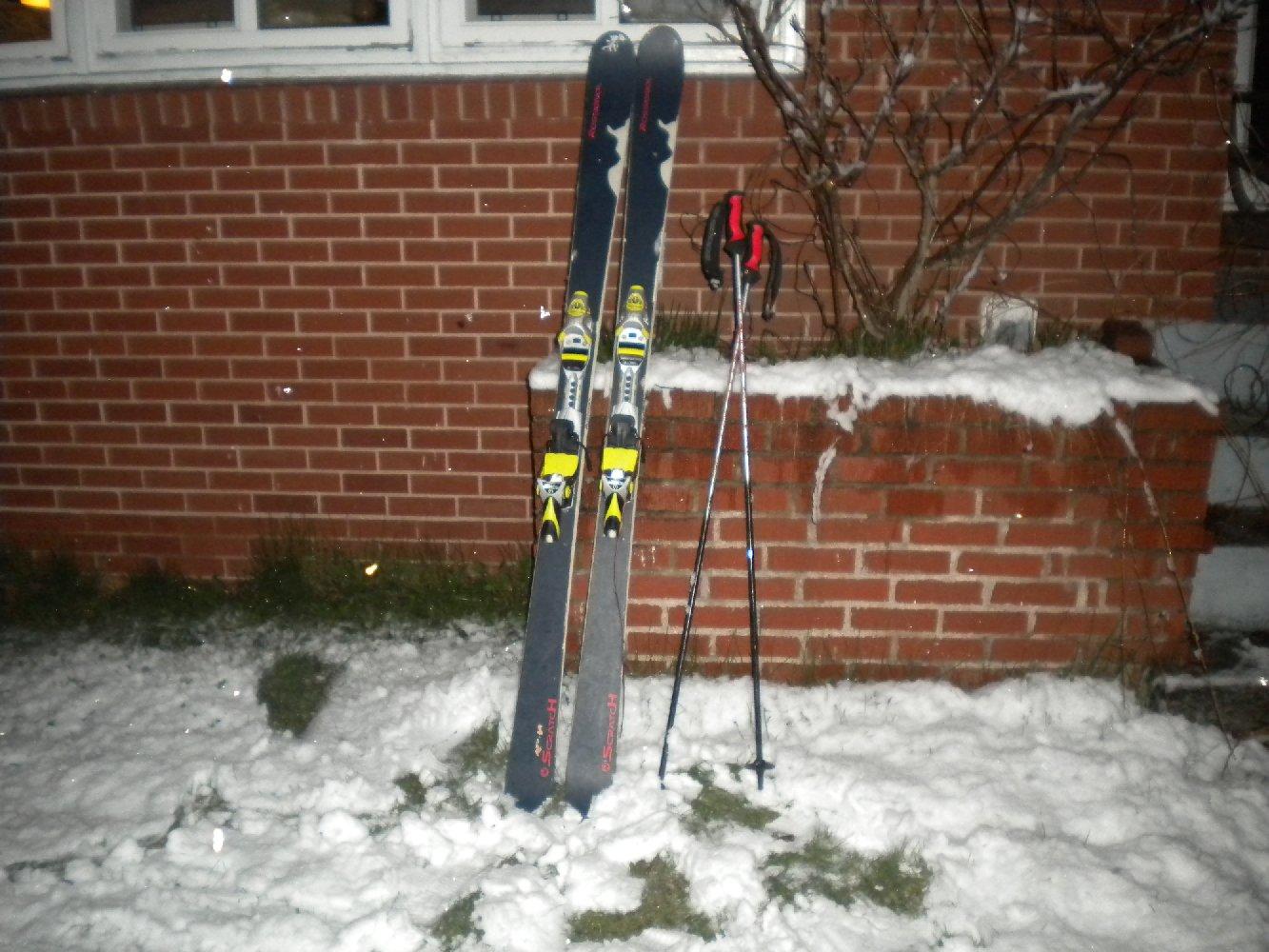 Backyard Skiing on April 18th - 2 of 27