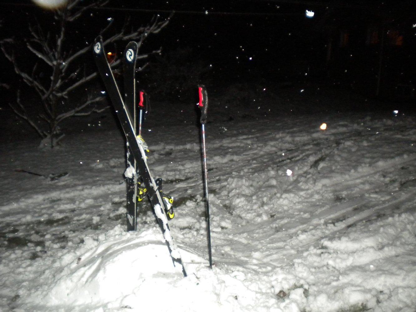 Backyard Skiing on April 18th - 27 of 27