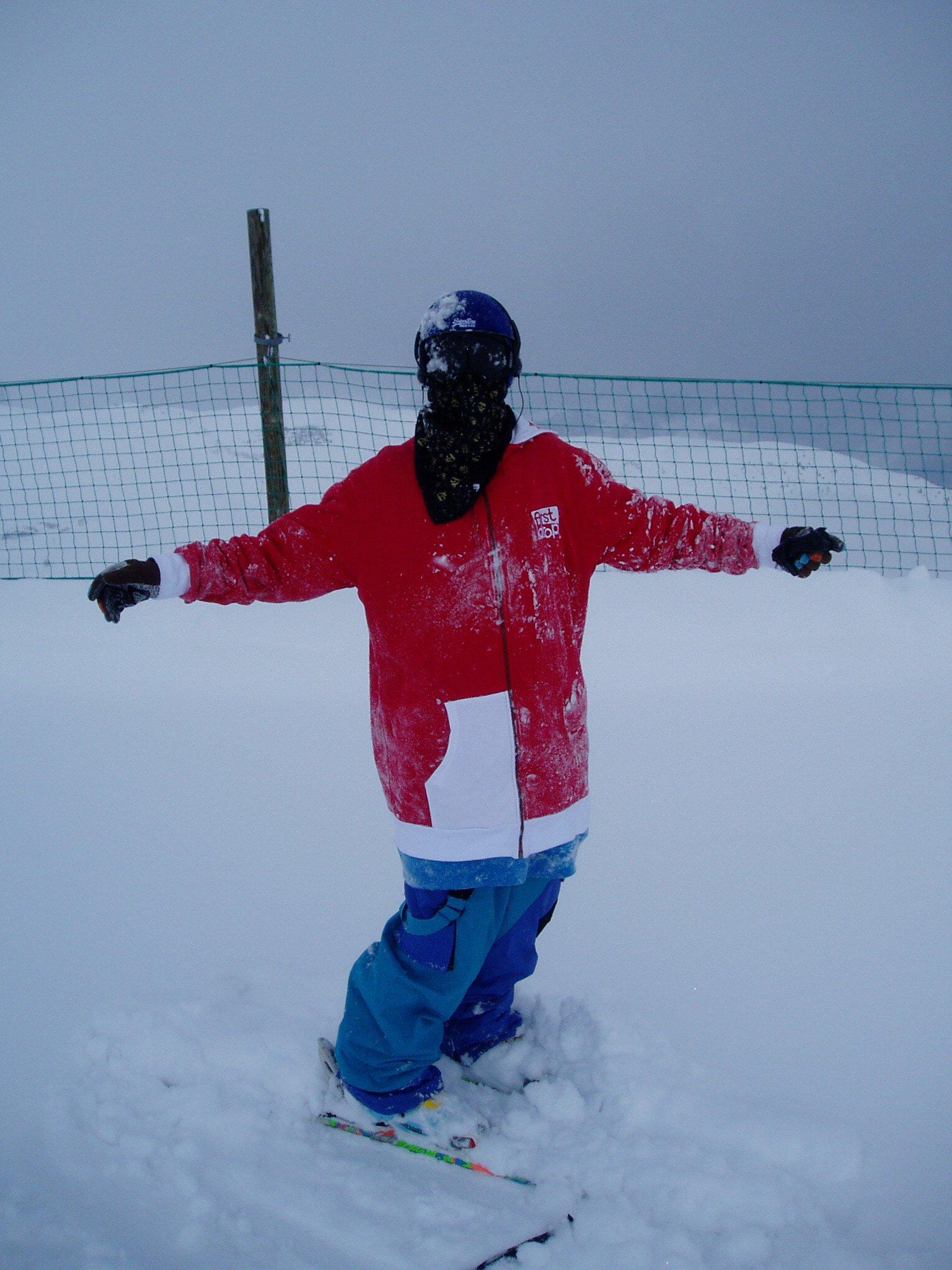 Fresh Snow in L2A