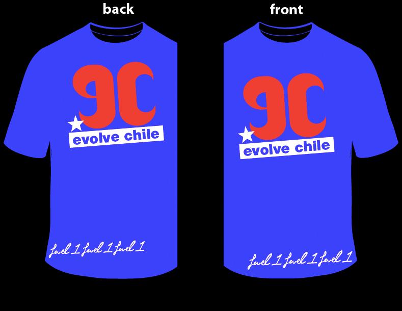Level 1 & Evolve Chile Colab