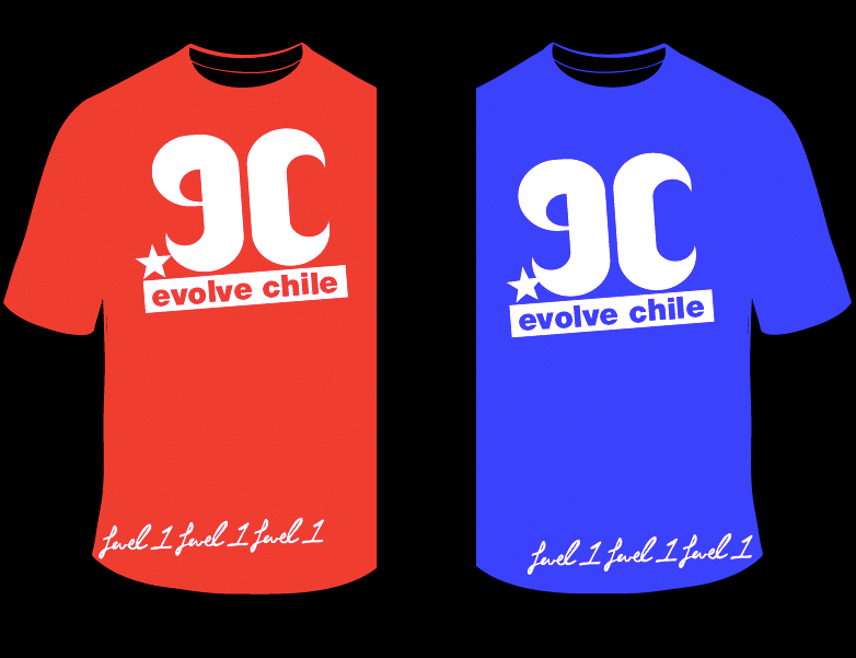 Level 1 & Evolve Chile colab.