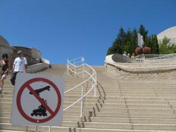 Sick Handrail
