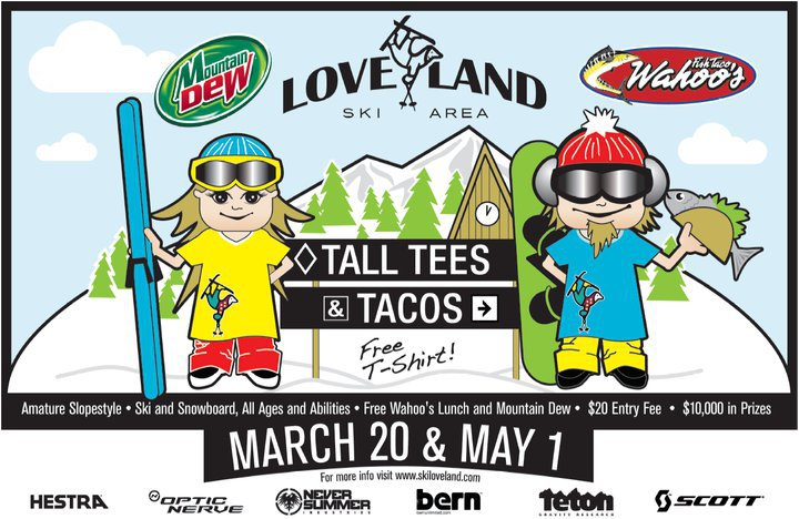 Loveland's Tall T's n' Tacos