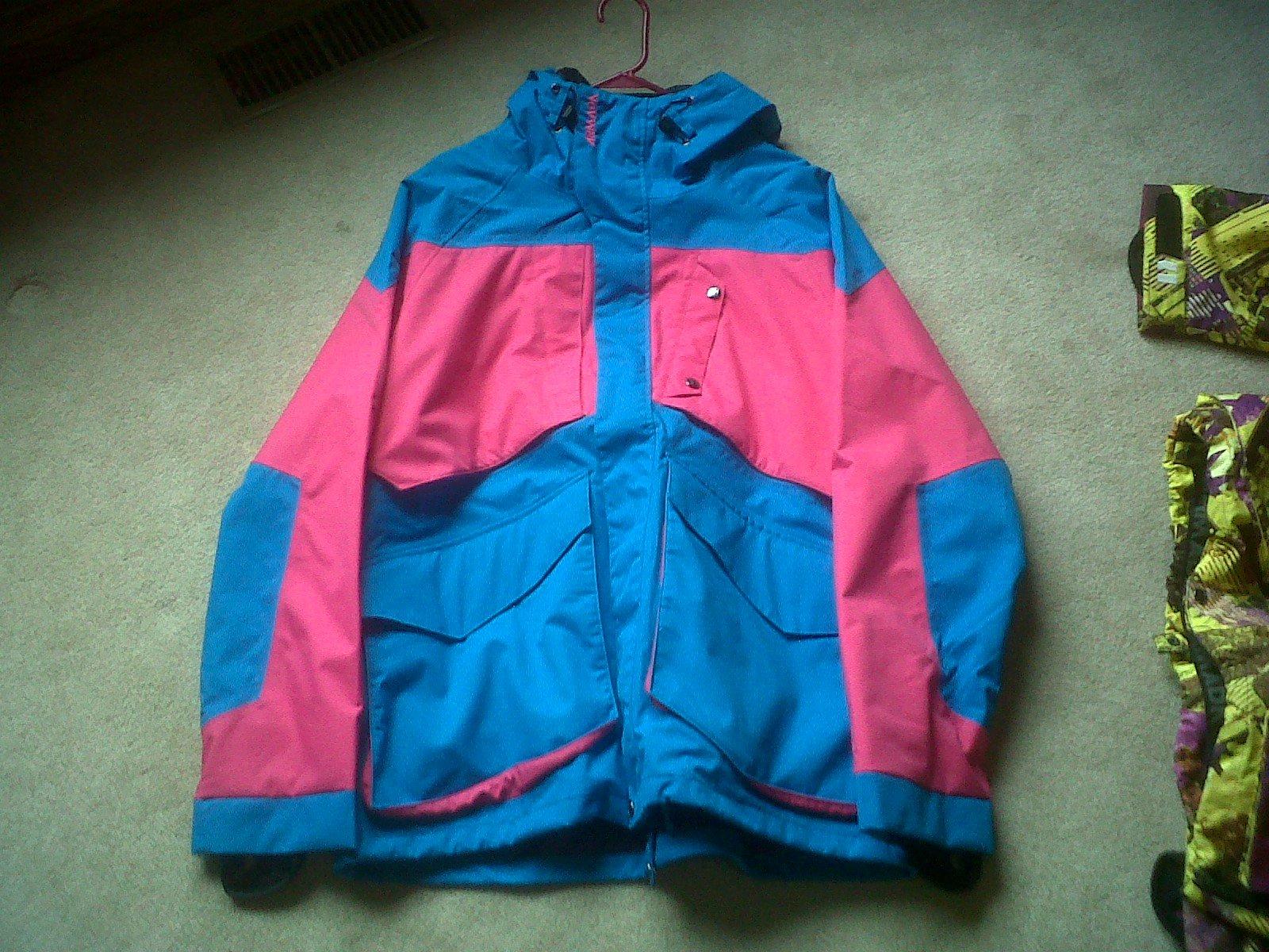 Armada jacket for sale, check thread