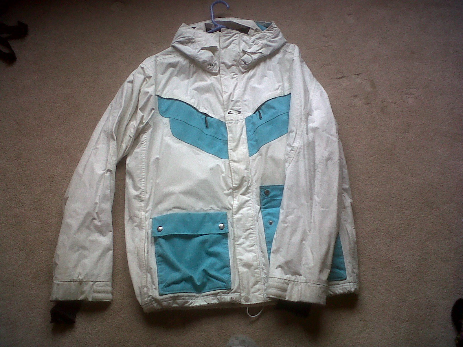 Oakley jacket for sale , check thread