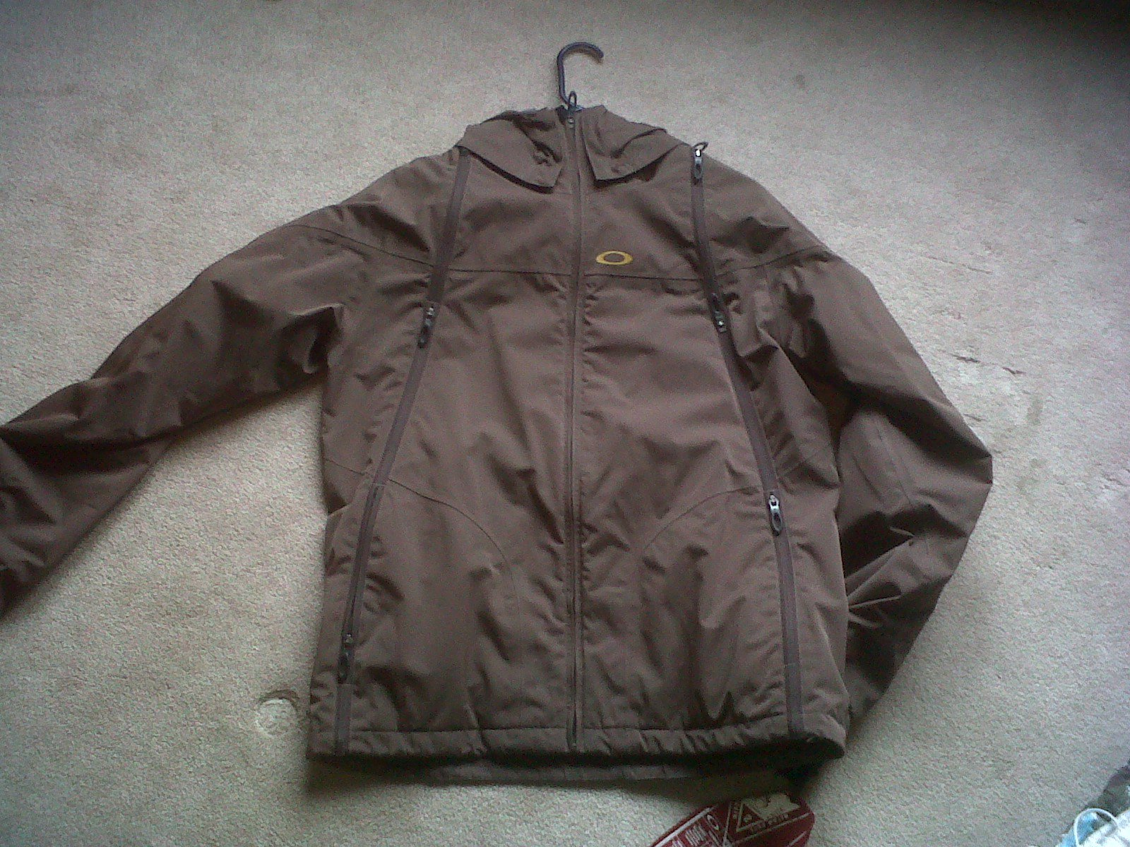 Oakley jacket for sale check thread
