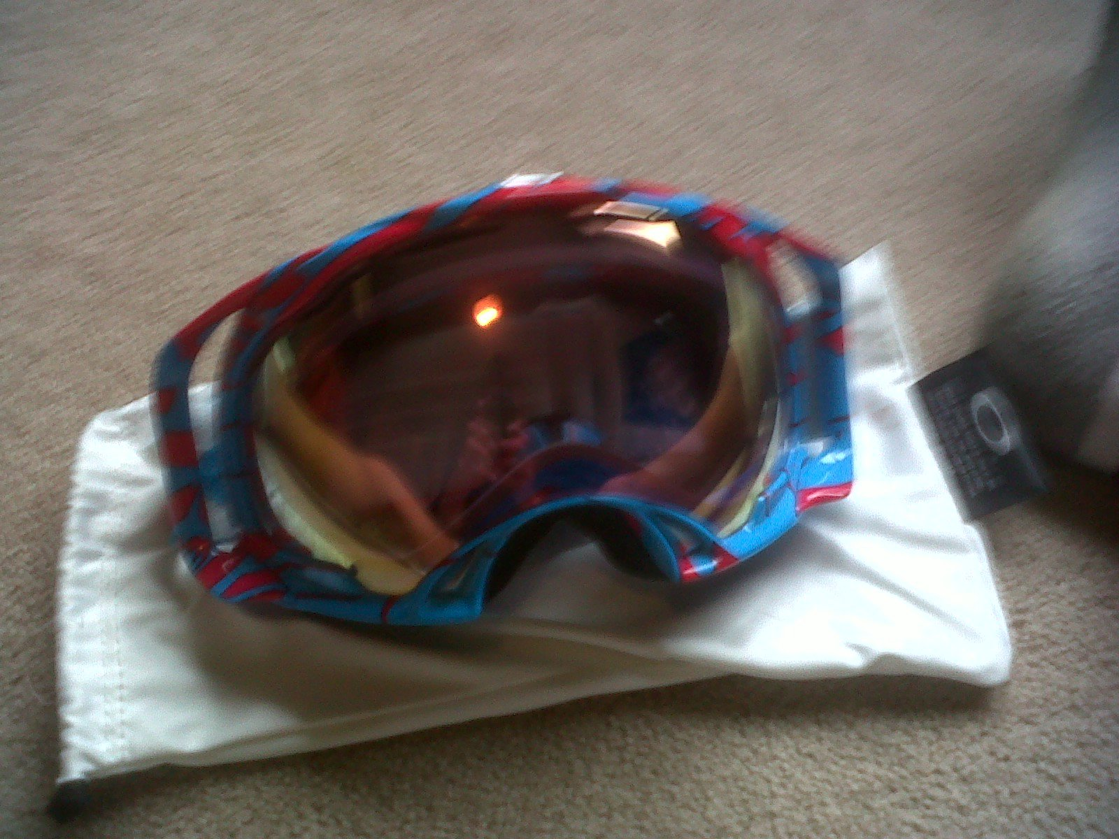 Oakley splices for sale, check thread