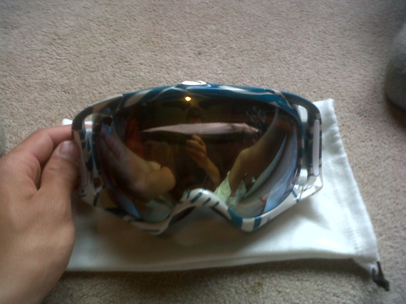 Oakley crowbars for sale, check thread