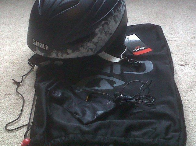 Giro peter olenick helmet for sale, checkt hread