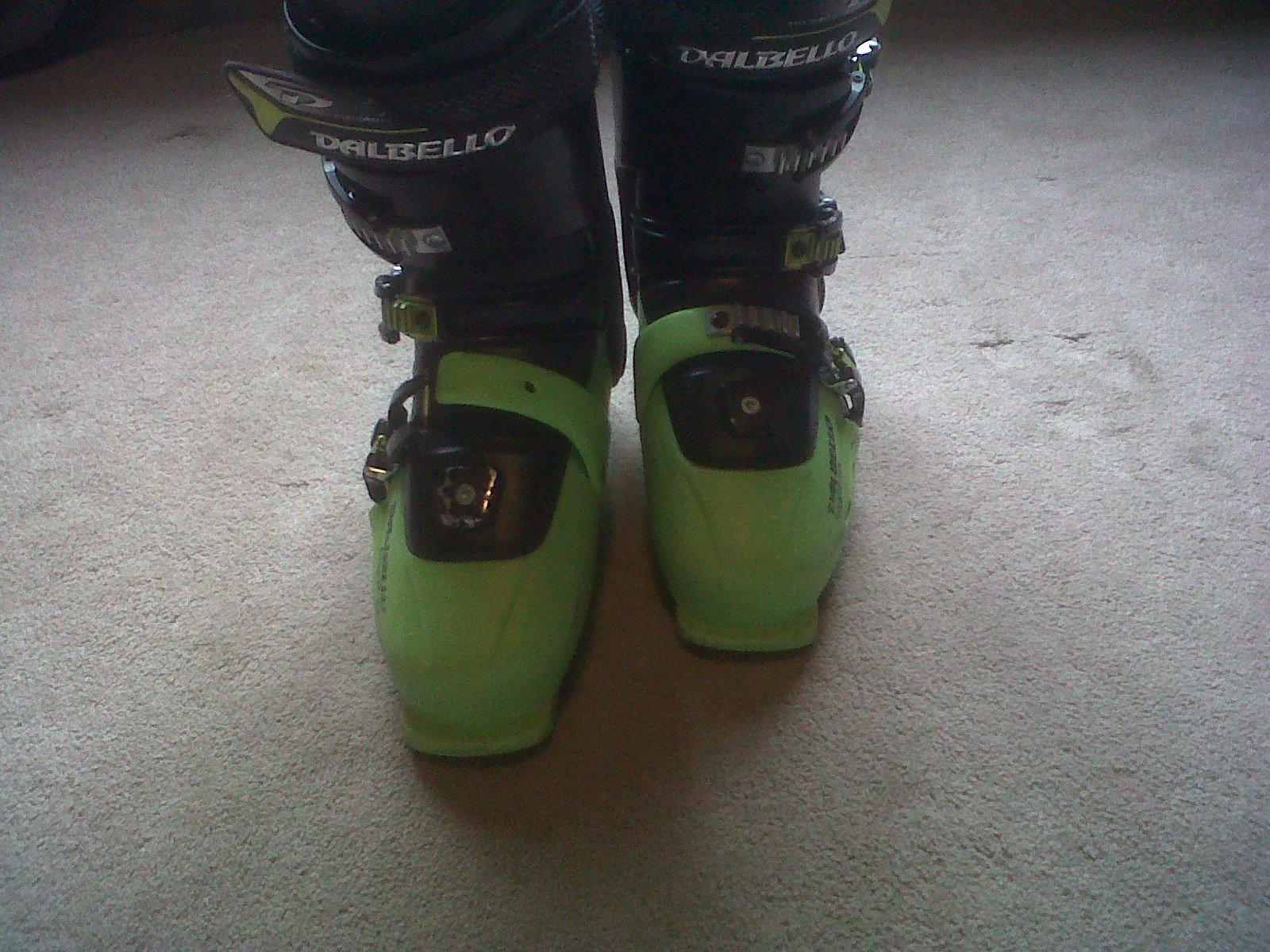 Dalbello boots for sale, check thread