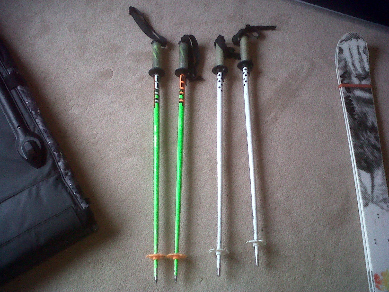 Scott poles for sale, check thread