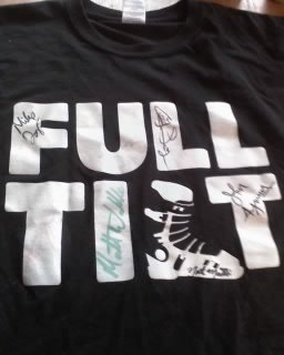 Signed Full Tilt Shirt