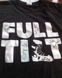 Signed Full Tilt Shirt