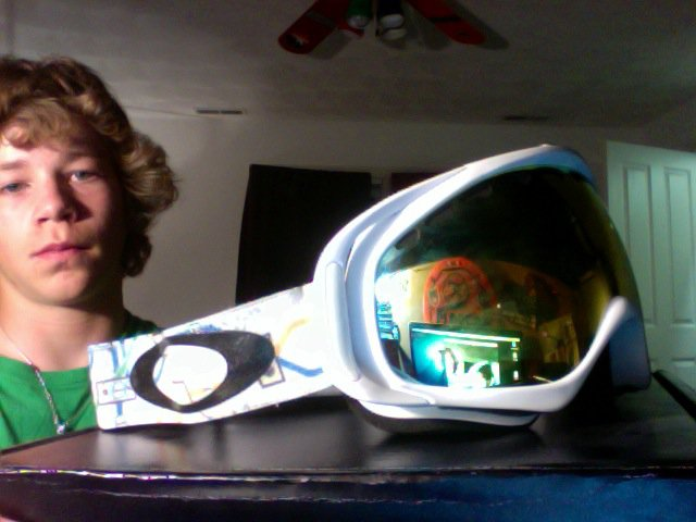 Other view of goggles