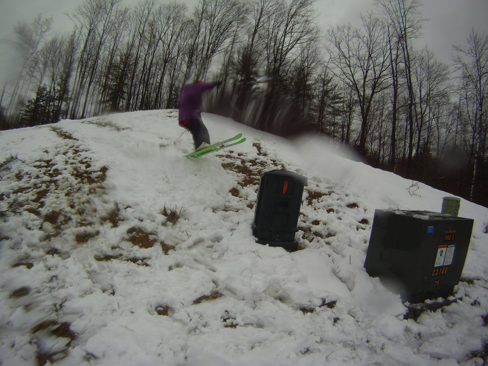 Vermont jibbin