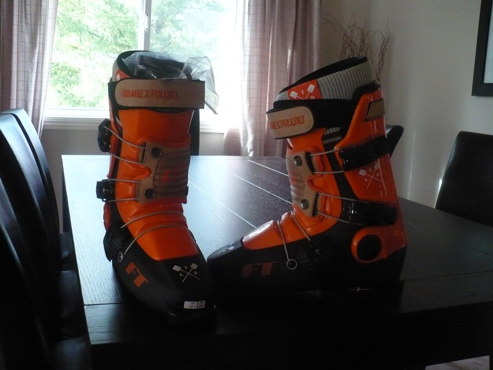 Da boots