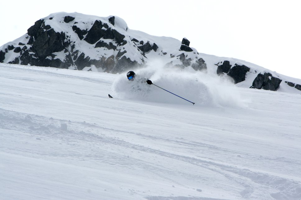 Late April pow