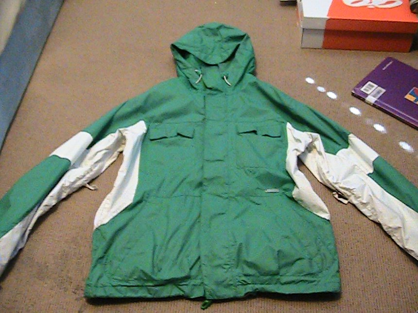 Burton jacket for sale!
