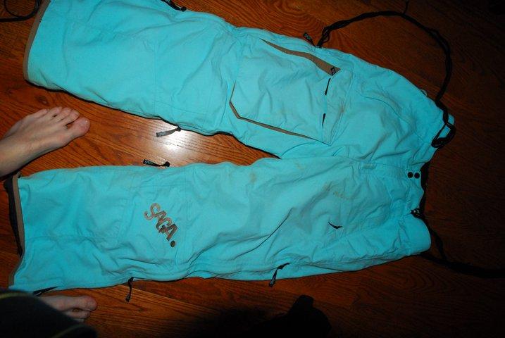 Large Saga pants FS/FT