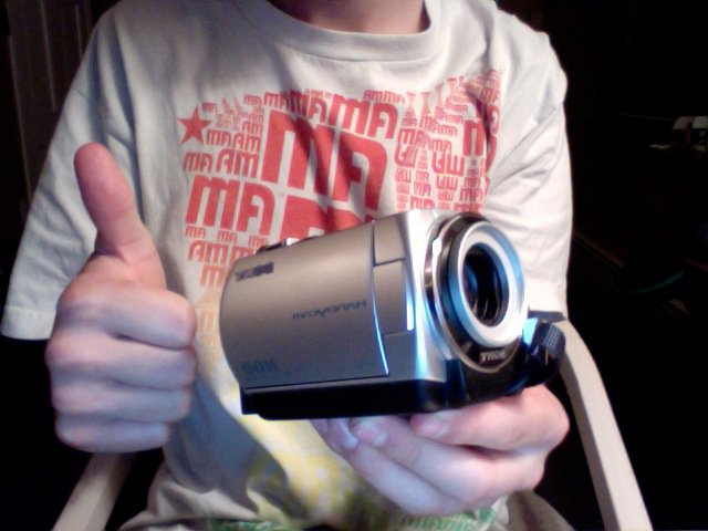 Sony handycam dcr sr42