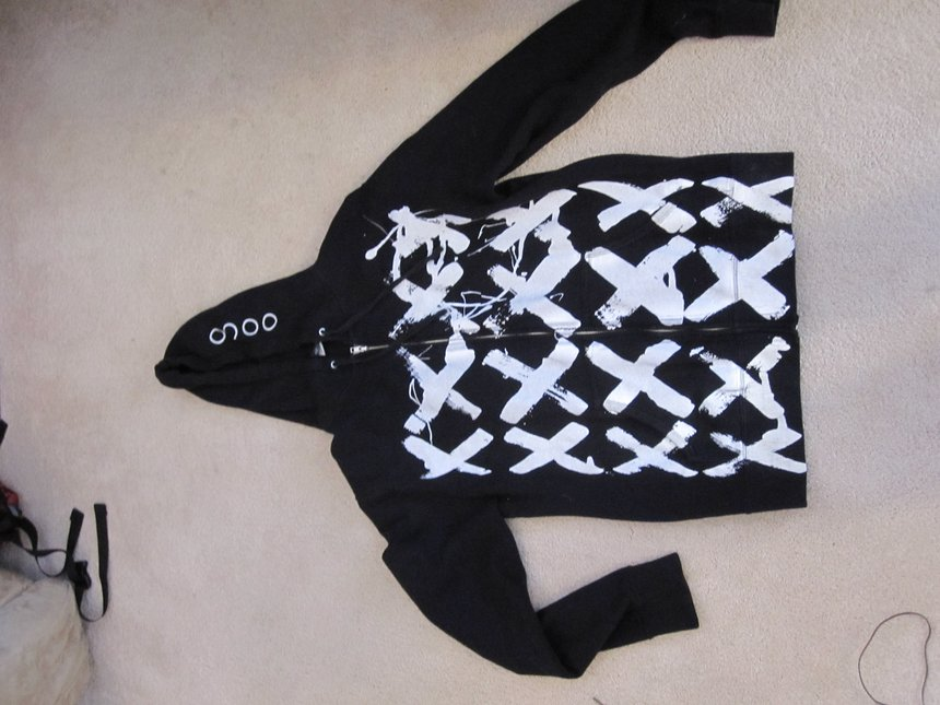 D-Structure hoodie