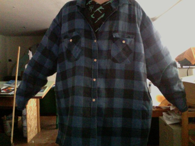 Huge Flannel