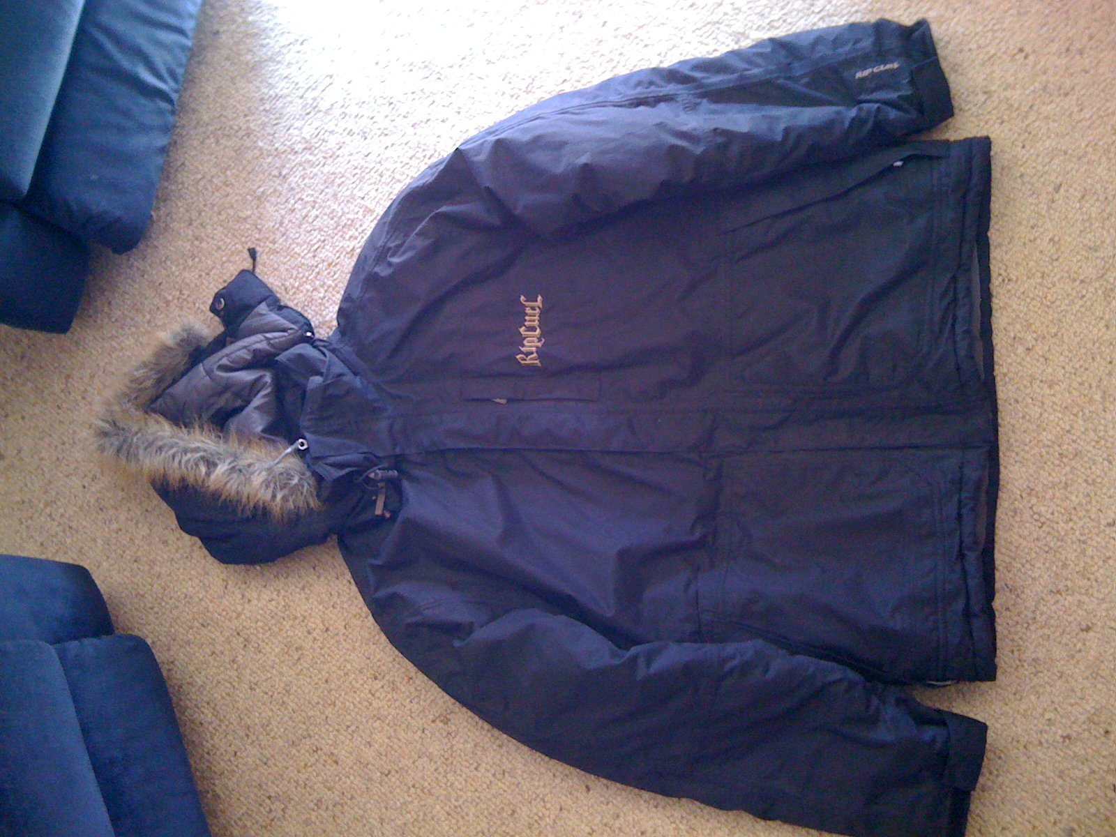 RIPCURL JACKET FOR SALE