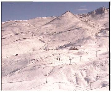 Evolve Chile, Valle Nevado 1st dump 2010