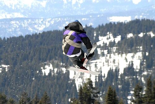 Kicker at brundage