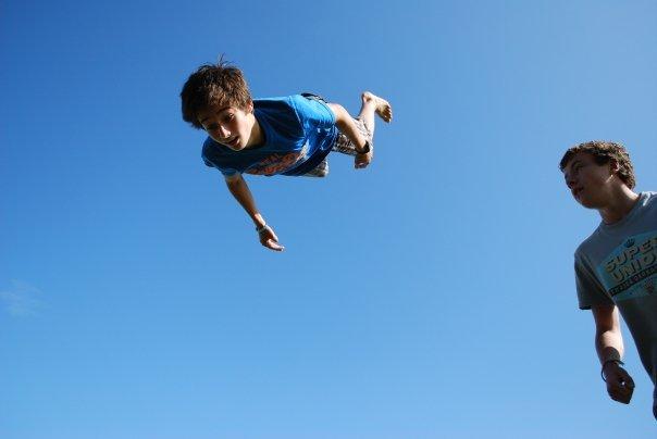 Backflip (trampoline)