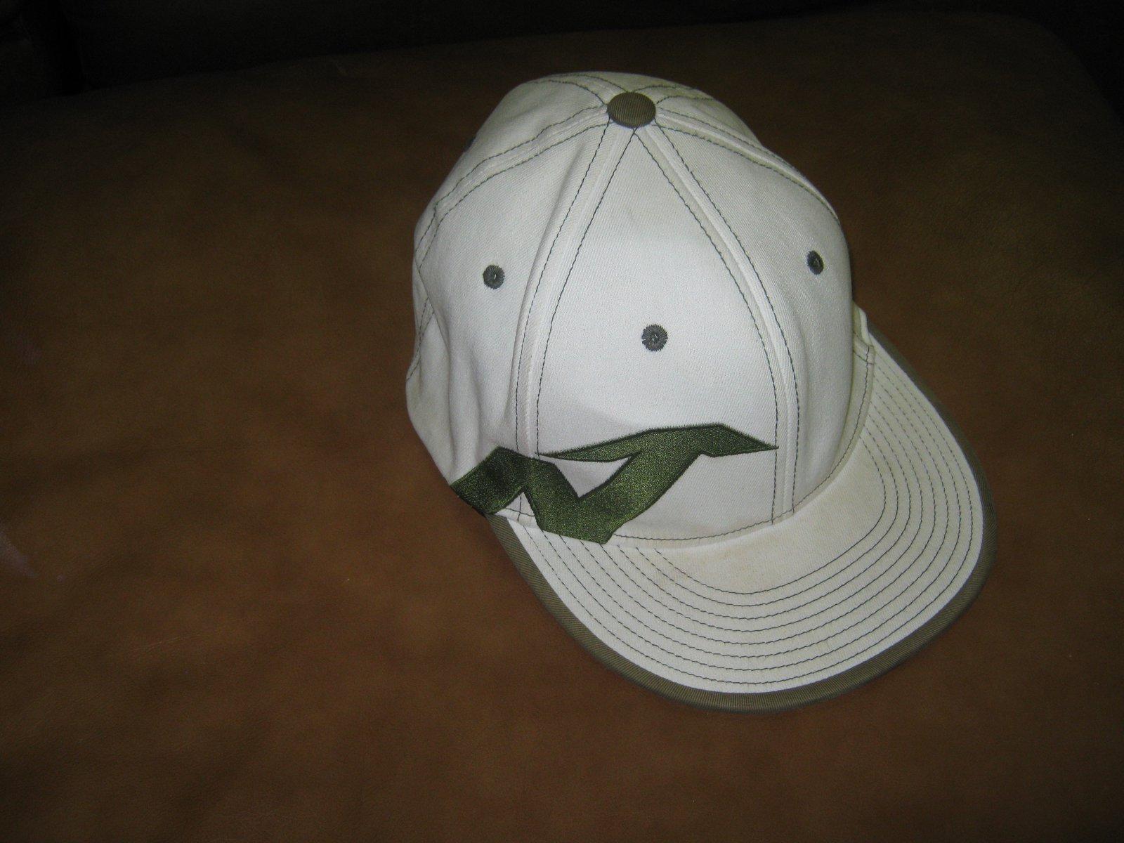 Flat Brim Nordica Hat