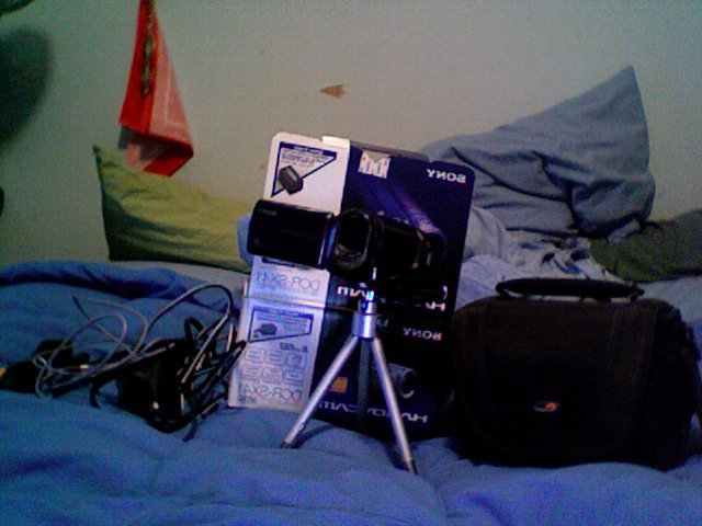 Camera setup FS