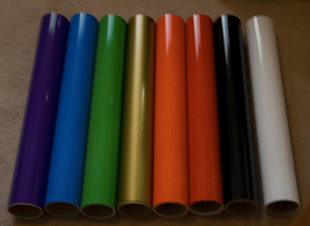 Current Colours