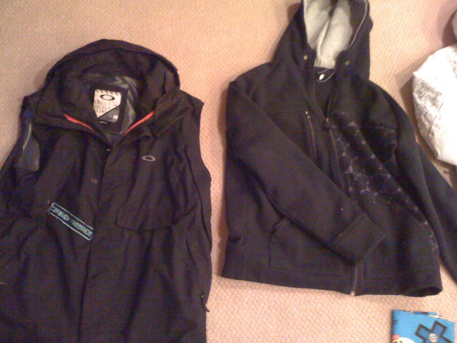 Homemade Vest Orage hoodie