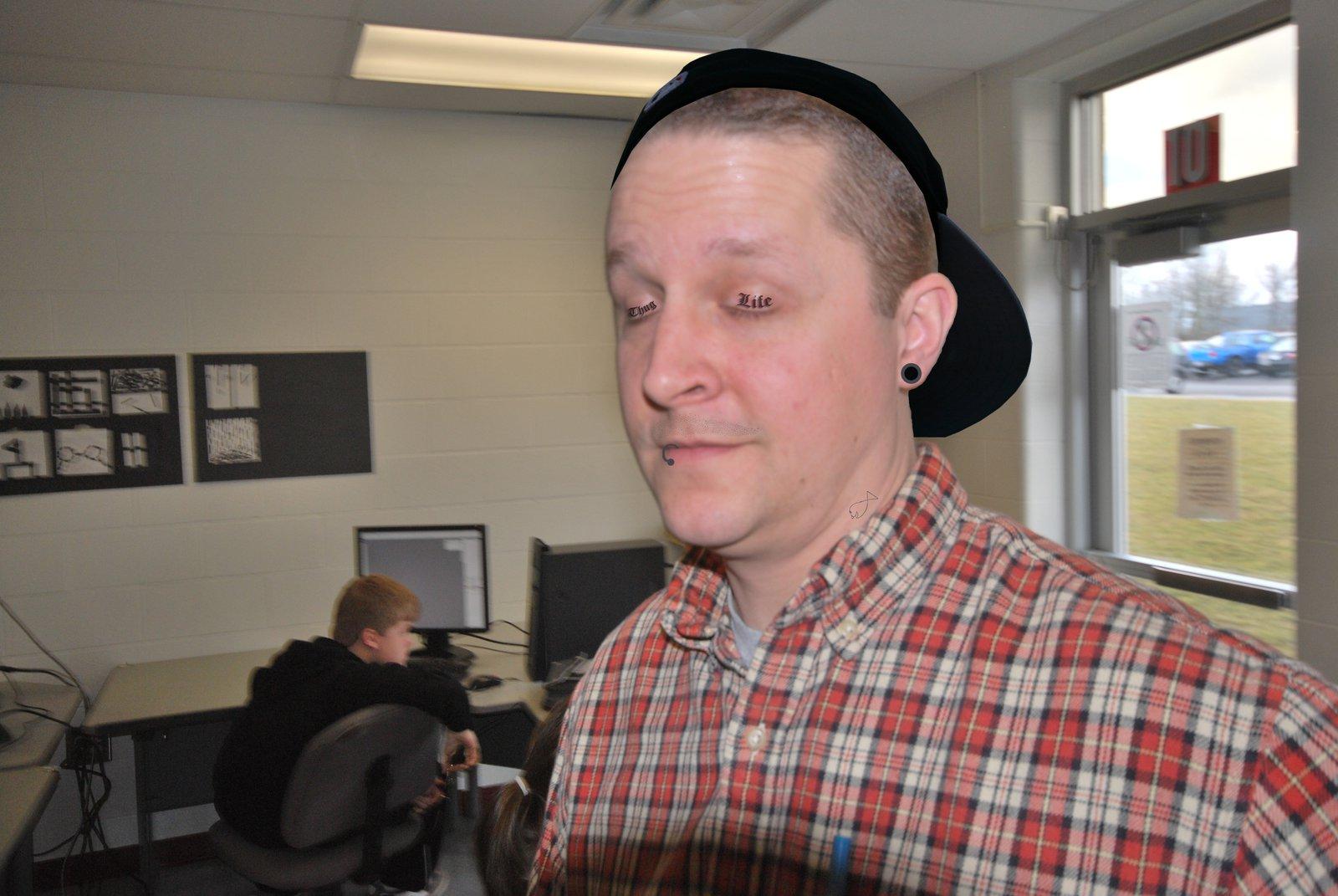 My photo teacher