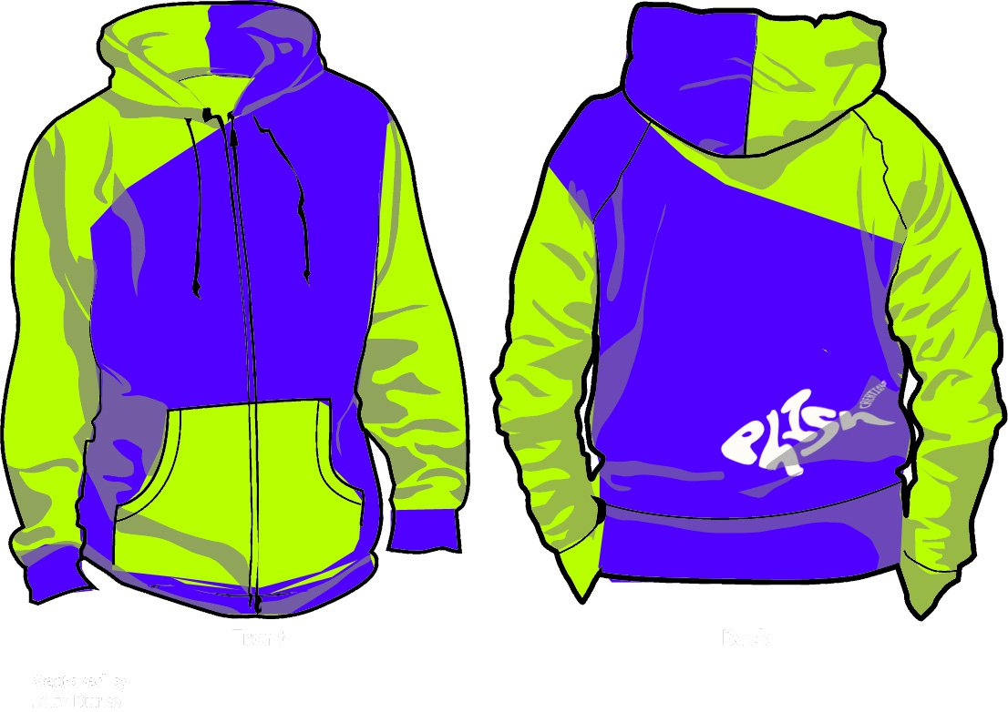 Hoodie second color