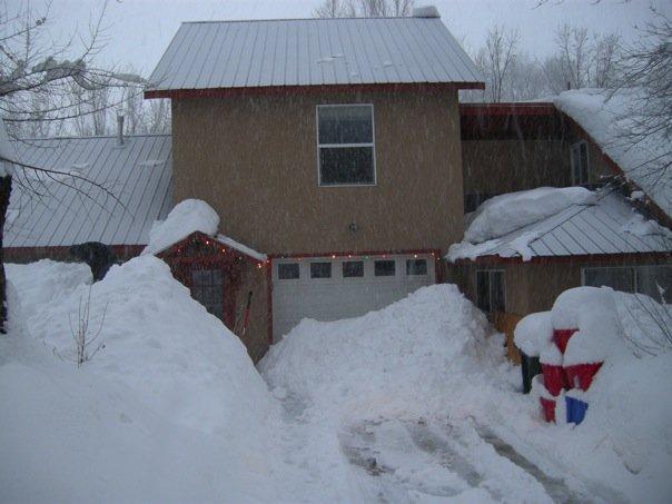 Diggin to be done!- Durango, CO- Jan 2010
